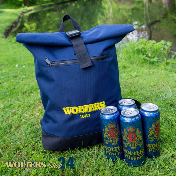 Wolters Rolltop-Rucksack 1627