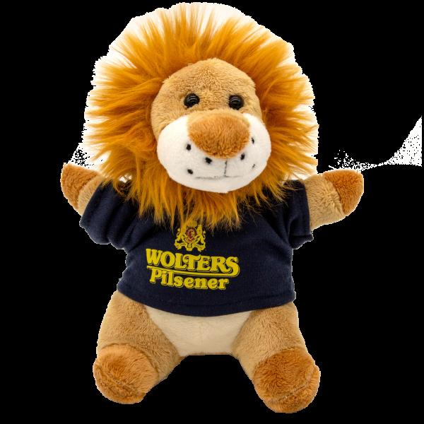 Wolters plush lion