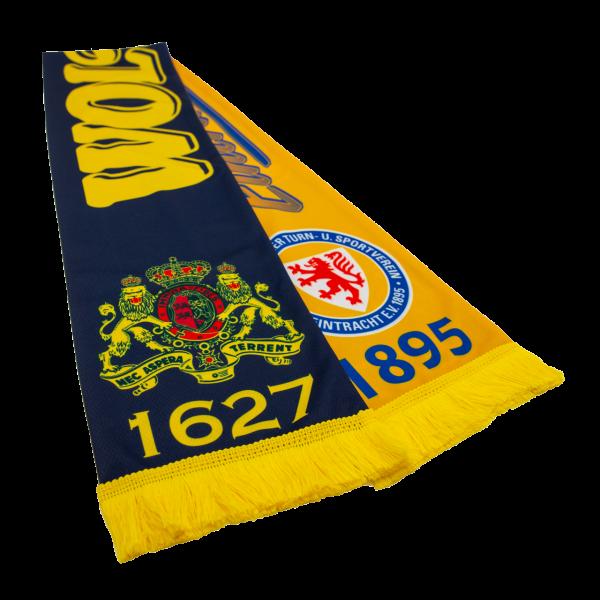 Wolters X Eintracht Brauschweig silk scarf