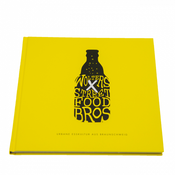 Wolters Street Food Bros Cookbook