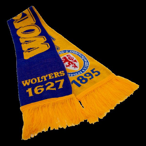 Wolters X Eintracht Braunschweig wool scarf