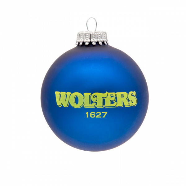 Wolters Christmas Ornament